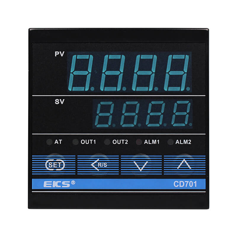 Well-designed Single-Phase Solid State Relay - CD701 Digital Display PID Intelligent Temperature Controller – Taiquan Electric