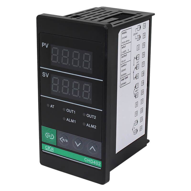 Factory Outlets Temperature Controller For Measuring Instrument - CH402D Digital Display PID Intelligent Temperature Controller – Taiquan Electric