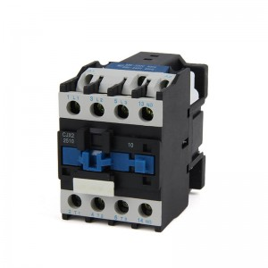 Factory Free sample Ul Solid State Relay - CJX2-2510(LC1-D2510) AC Contactor – Taiquan Electric