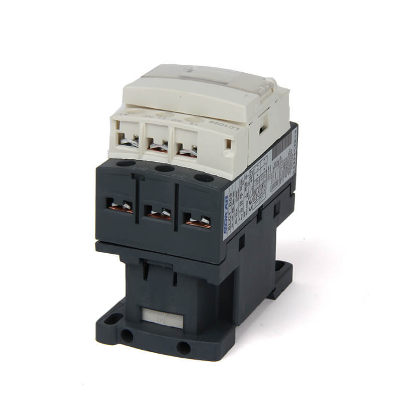 Reliable Supplier Solid State Relay 12v - CJX2-09N New Type AC Contactor – Taiquan Electric