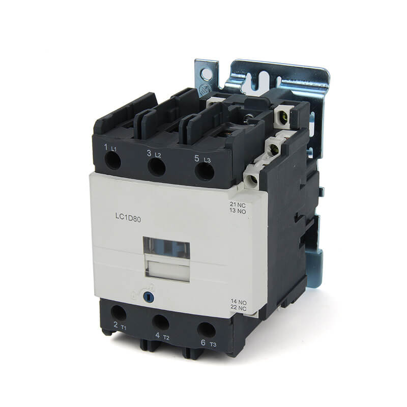 Hot Selling for Intelligent Digital Pid Temperature Controller - CJX2-80N New Type AC Contactor – Taiquan Electric