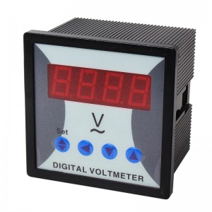 DP3-72V Single Phase Multi-functional digital Voltmeter