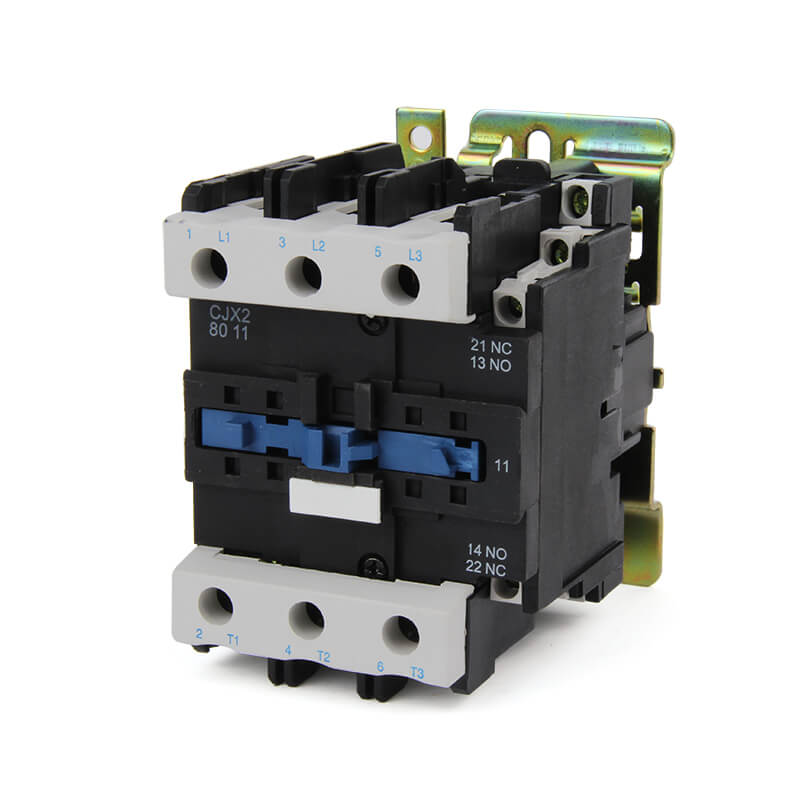 China Manufacturer for 3 Phase Ac Contactor - CJX2-8011(LC1-D8011) AC Contactor – Taiquan Electric