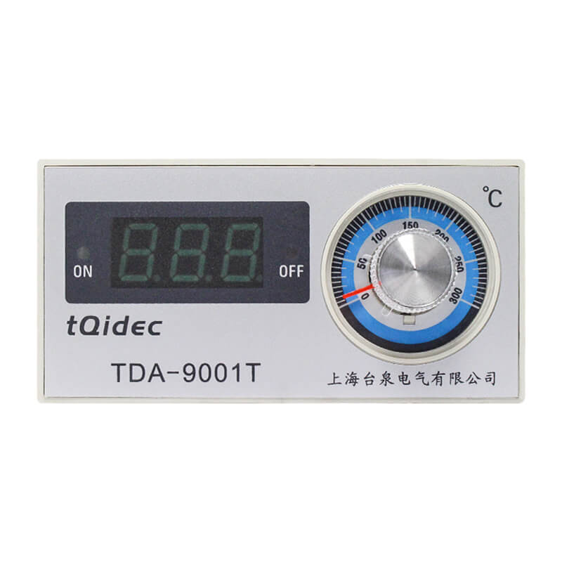 Ordinary Discount Three Phase Led Digital Active Power Meter - TDA-9001T Digital Display Baking Oven Temperature Ragulator – Taiquan Electric