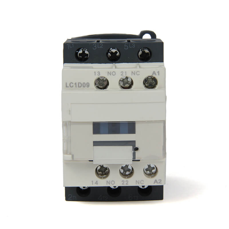 Hot sale Analogue Time Switch - CJX2-09N New Type AC Contactor – Taiquan Electric
