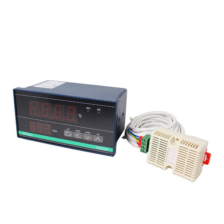 Fast delivery Analog Time Switch - TDK-0308 Digital Display Electronic Temperature and Humidity Controller – Taiquan Electric