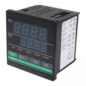 Trending Products Digital Ampere Meter - CH702D Digital Display PID Intelligent Temperature Controller – Taiquan Electric