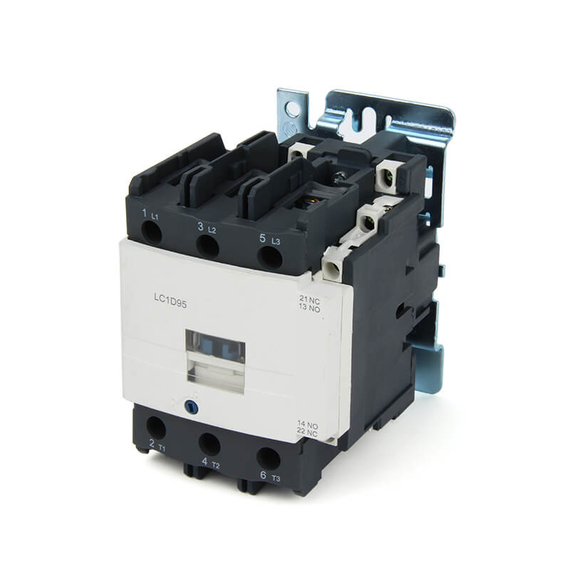 Online Exporter Temperature Humidity Controller - CJX2-95N New Type AC Contactor – Taiquan Electric Featured Image