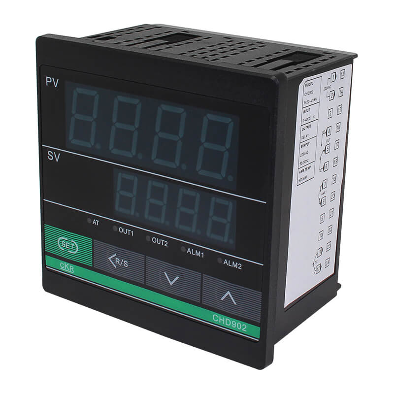 Fast delivery Analog Time Switch - CH902D Digital Display PID Intelligent Temperature Controller – Taiquan Electric