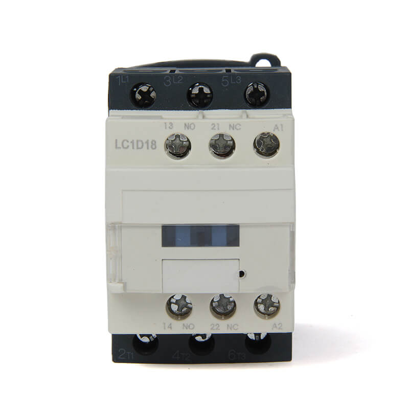 Special Design for Humidity Controller - CJX2-18N New Type AC Contactor – Taiquan Electric