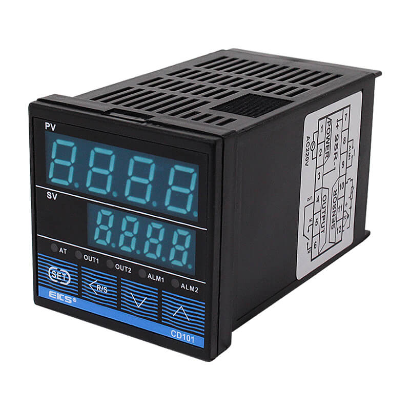 Factory making Contactor Magnetic - CD101 Digital Display PID Intelligent Temperature Controller – Taiquan Electric