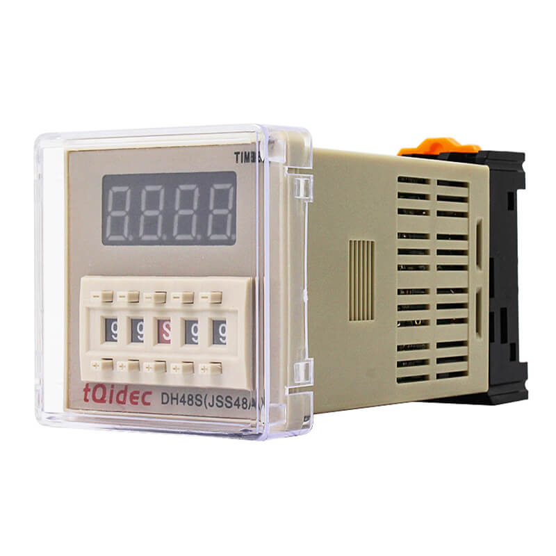 Factory Cheap Hot Timer Switch - DH48S-1Z Digital Display Delay Time Relay – Taiquan Electric