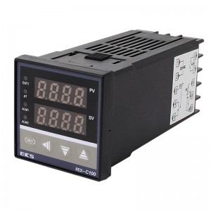 REX-C100 Digital Display PID Intelligent Temperature Controller