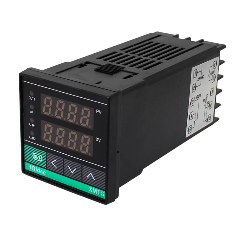 Fixed Competitive Price Thermostat For Baking Ovens - XMTG-8000 Intelligent Temperature Regulator – Taiquan Electric Featured Image