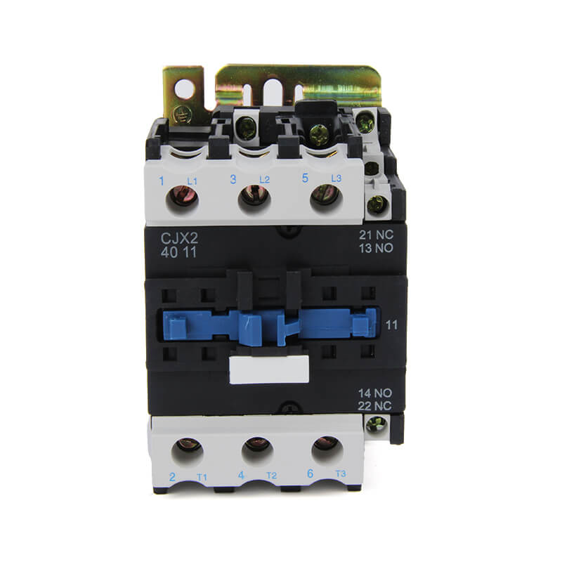 Chinese Professional Electronic Analog Timeranalog Timer Switch - CJX2-4011(LC1-D4011) AC Contactor – Taiquan Electric