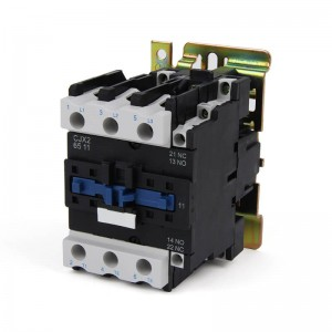 OEM Factory for Programmable Digital Timer Switch - CJX2-6511(LC1-D6511) AC Contactor – Taiquan Electric