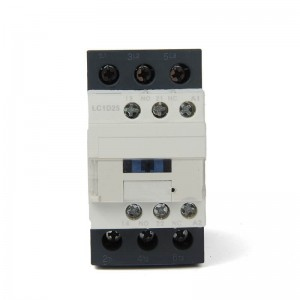 Factory wholesale Super Time Relay - CJX2-25N New Type AC Contactor – Taiquan Electric