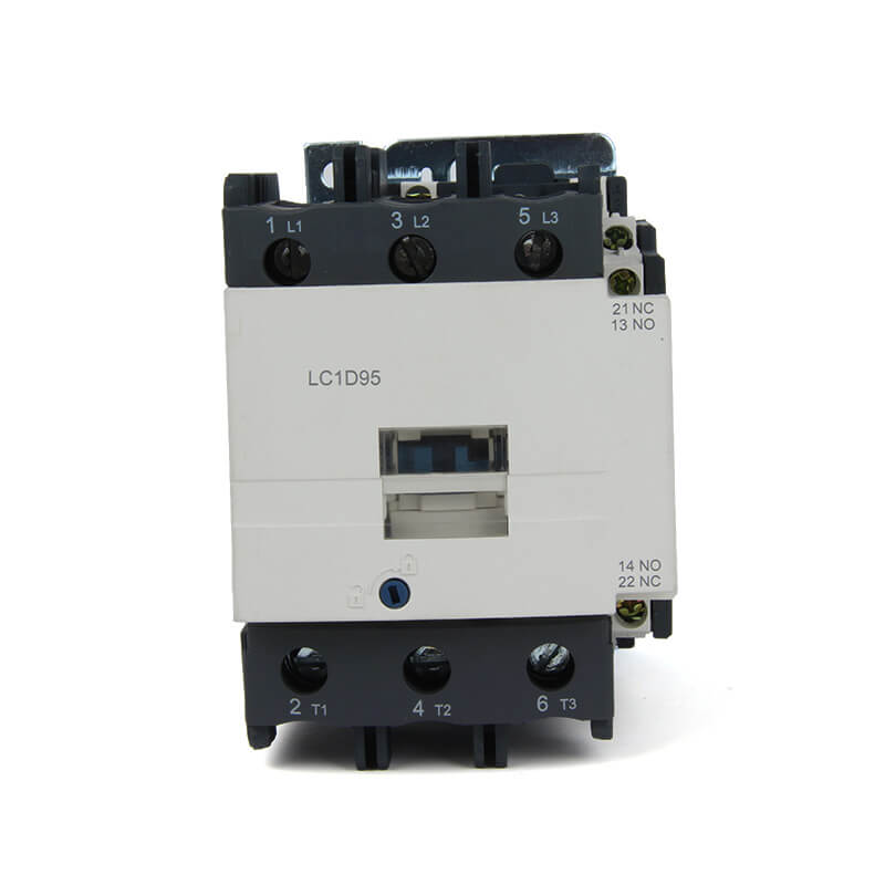 Online Exporter Temperature Humidity Controller - CJX2-95N New Type AC Contactor – Taiquan Electric