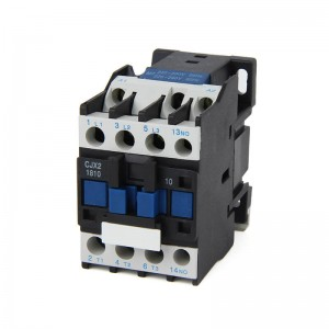 Factory made hot-sale Magnetic Contactor - CJX2-1810(LC1-D1810) AC Contactor – Taiquan Electric