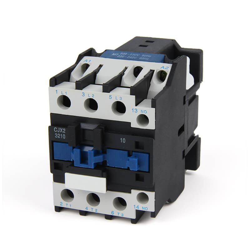 Factory wholesale Mechanical Timer Switch - CJX2-3210(LC1-D3210) AC Contactor – Taiquan Electric