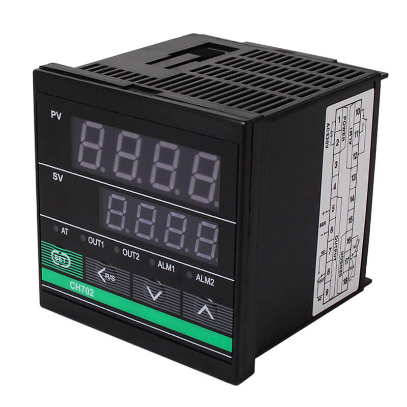 High reputation Good Selling Analog Time Switch - CH702 Digital Display PID Intelligent Temperature Controller – Taiquan Electric Featured Image