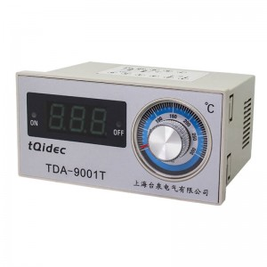 TDA-9001T Raqamli Displey Alanga harorati Ragulator