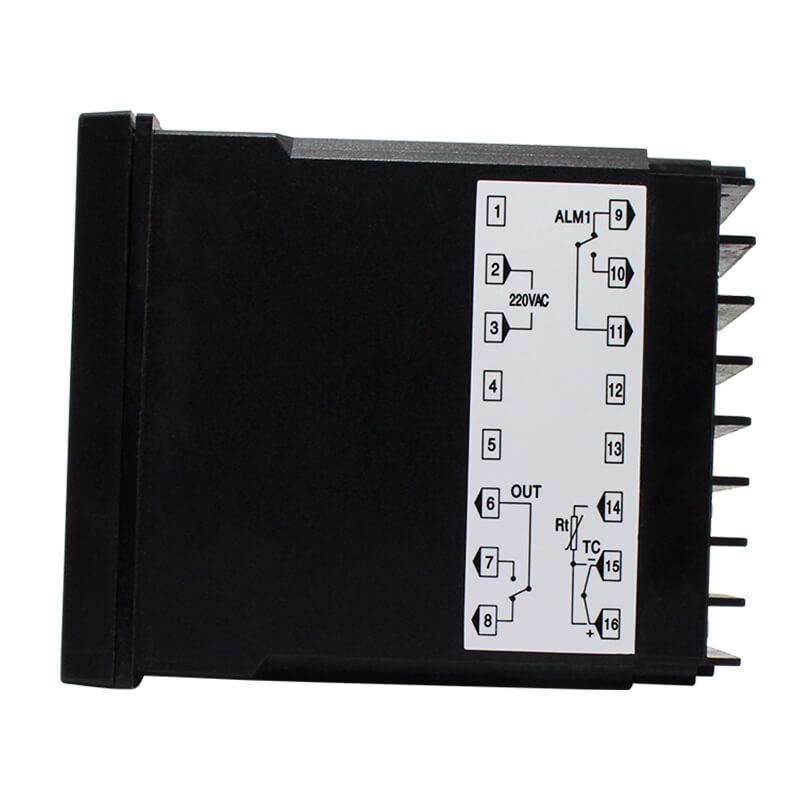 Free sample for Industrial Solid State Relay - REX-C400 Digital Display PID Intelligent Temperature Controller – Taiquan Electric