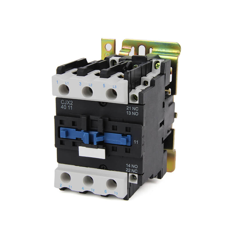 Chinese Professional Electronic Analog Timeranalog Timer Switch - CJX2-4011(LC1-D4011) AC Contactor – Taiquan Electric Featured Image
