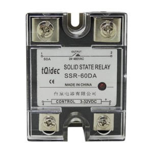 SSR-60DA Single Phase AC Solid State Relay