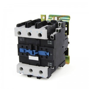 2017 Good Quality Single Phase Household Ac Contactor - CJX2-9511(LC1-D9511) AC Contactor – Taiquan Electric