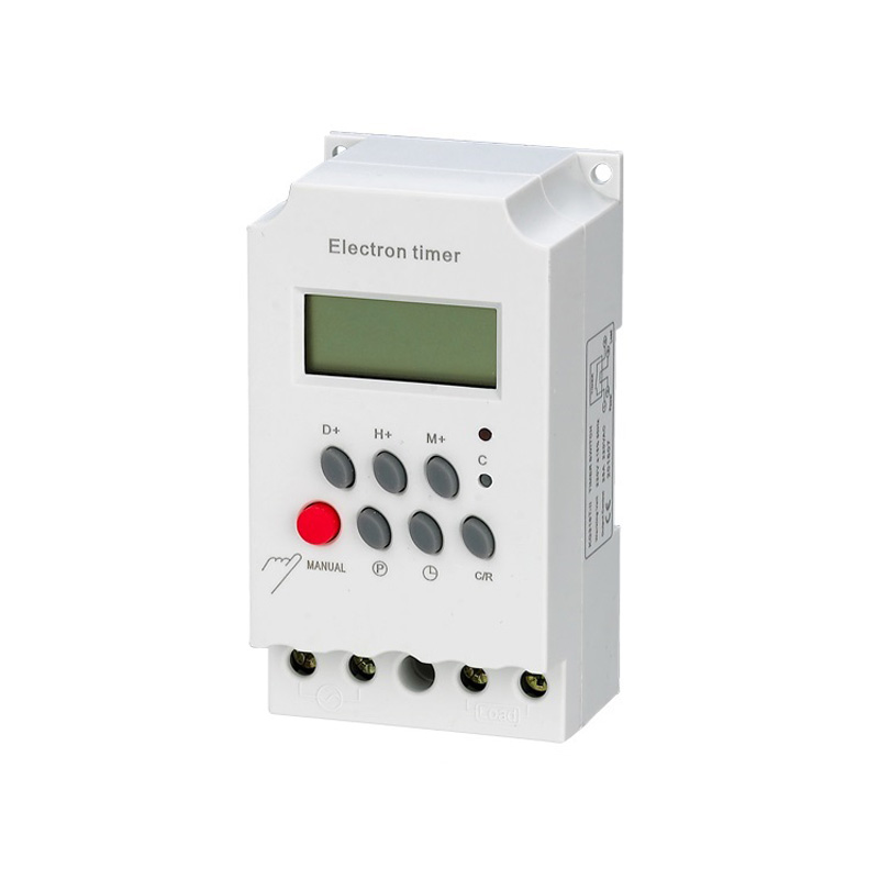 New Delivery for Greenhouse Temperature Controller - Digital Programmable Time Switch KG316T-II – Taiquan Electric Featured Image