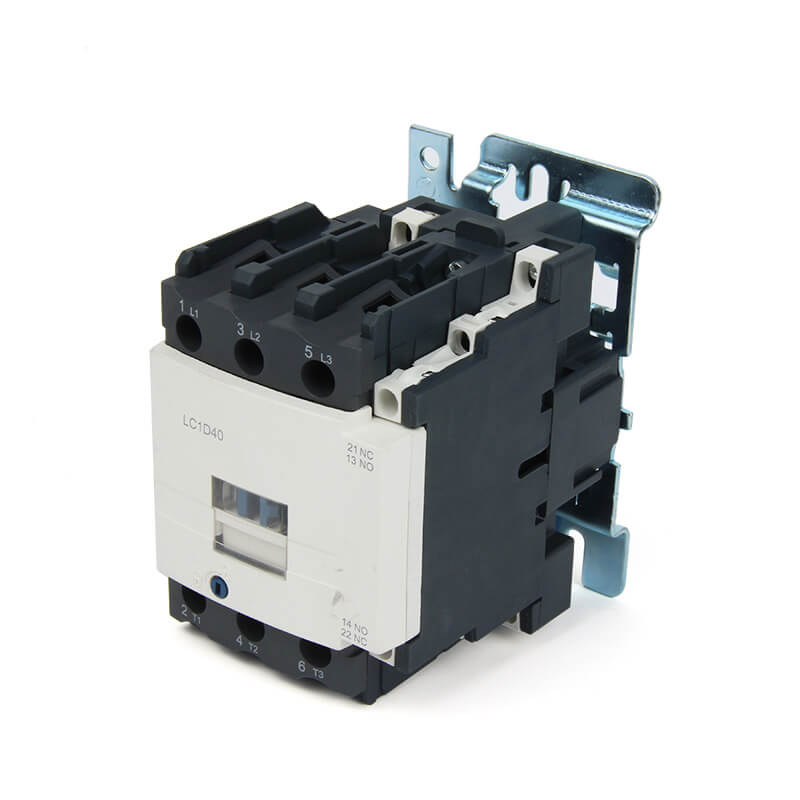 Factory supplied Mechanical Thermostat 22v For Air Conditioner - CJX2-40N New Type AC Contactor – Taiquan Electric