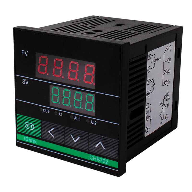 OEM Manufacturer Weekly Timer Switch - CHB702 Digital Display PID Intelligent Temperature Controller – Taiquan Electric