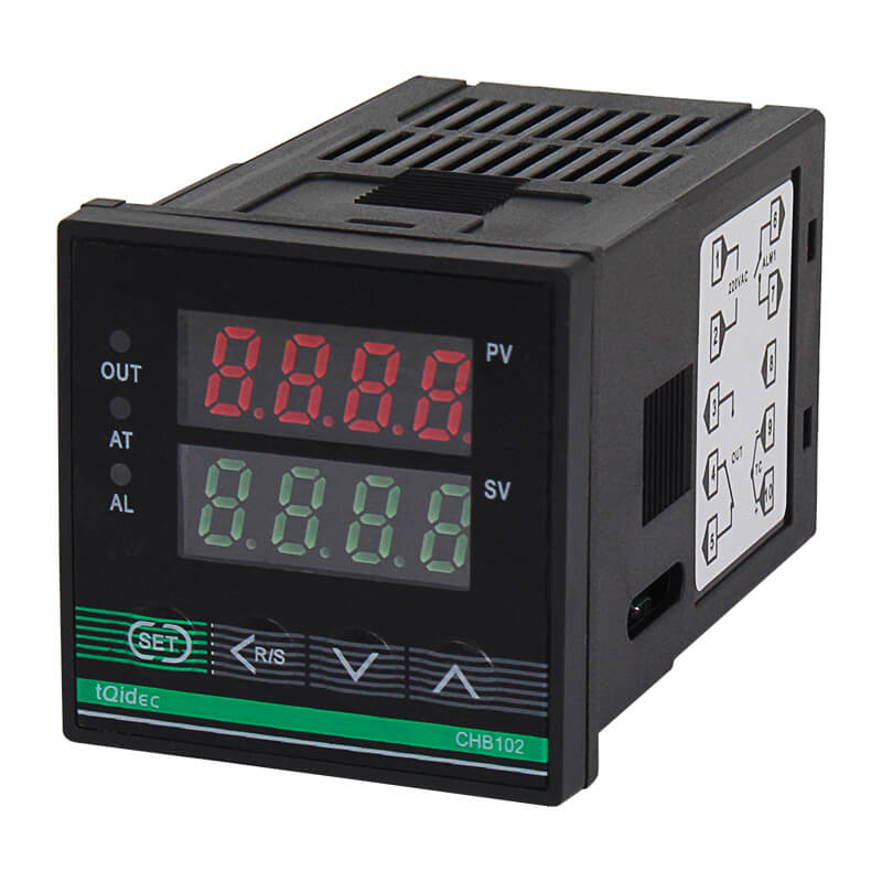 Factory source Mounting Solid State Relays - CHB102 Digital Display PID Intelligent Temperature Controller – Taiquan Electric