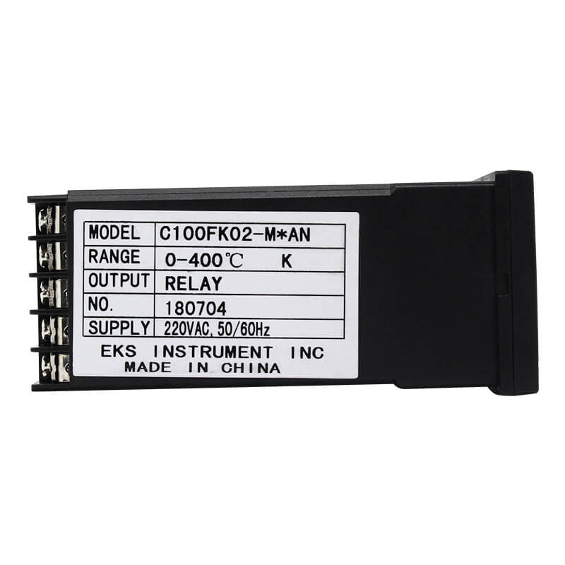 factory low price 230v Timer Switch - REX-C100 Digital Display PID Intelligent Temperature Controller – Taiquan Electric