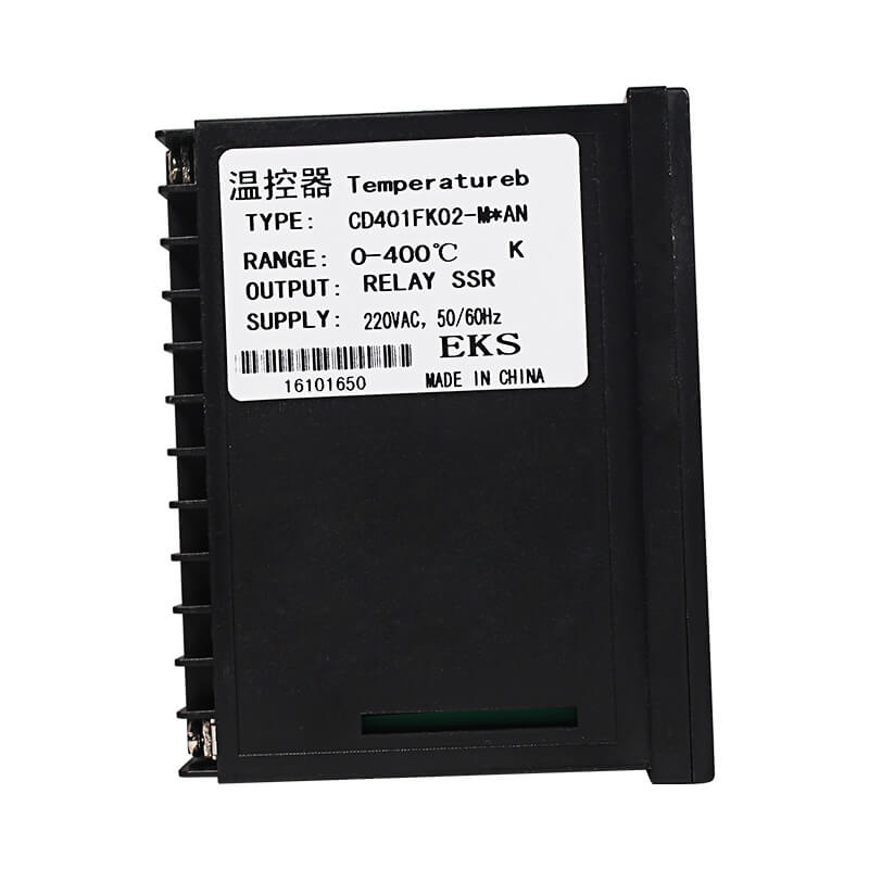 Trending Products Din Rail Time Relay - CD401 Digital Display PID Intelligent Temperature Controller – Taiquan Electric