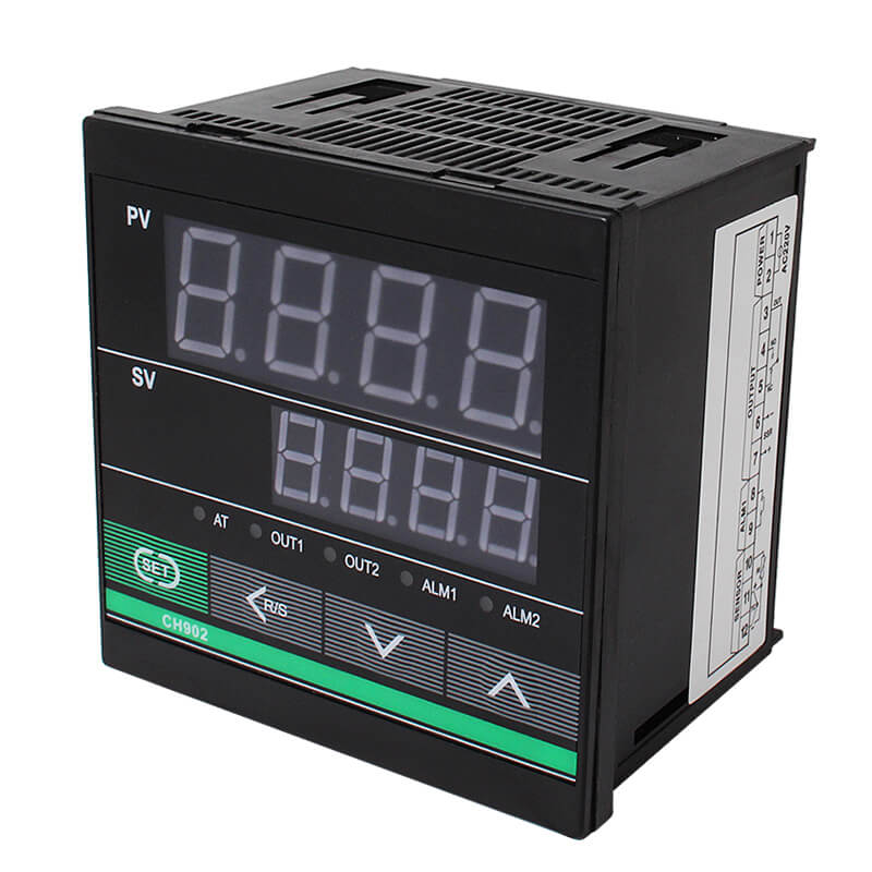 Manufacturing Companies for Temperature Humidity Controller Meter - CH902 Digital Display PID Intelligent Temperature Controller – Taiquan Electric