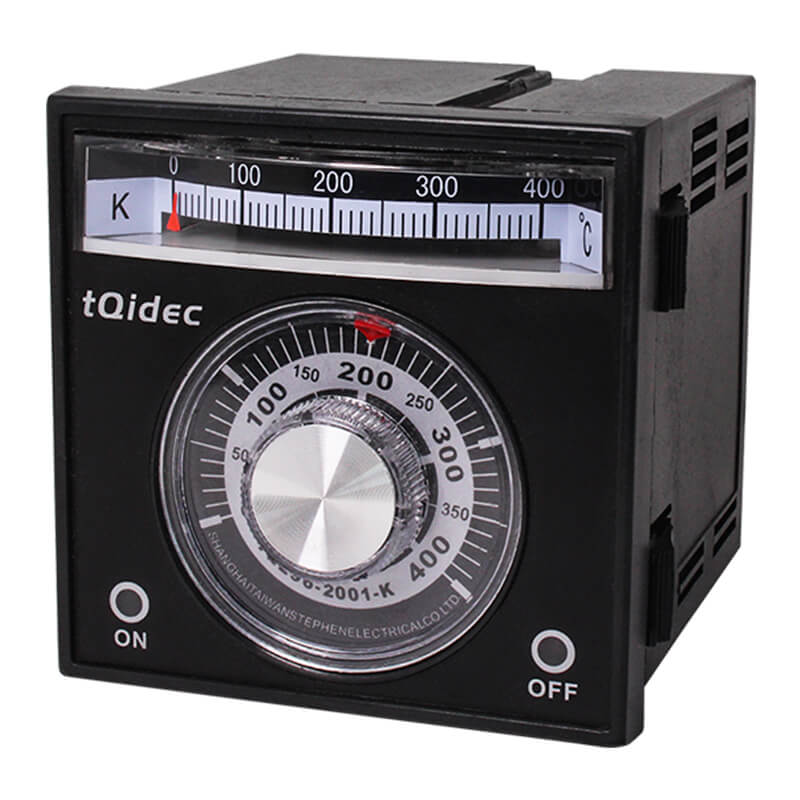 Discountable price Contactor Lc1 - TEL96-2001 Pointer Display Baking Oven Temperature Ragulator – Taiquan Electric