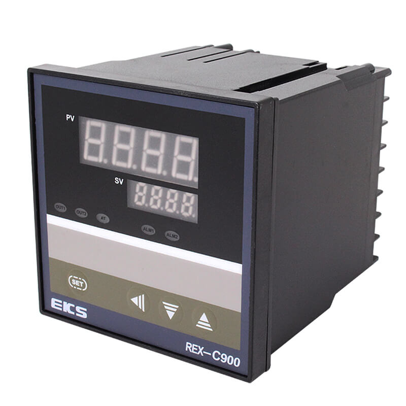 Good Wholesale Vendors Single Phase Solid State Relay Ssr - REX-C900 Digital Display PID Intelligent Temperature Controller – Taiquan Electric