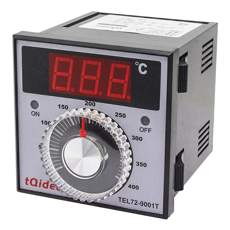 Manufactur standard Pcb Type Solid State Relay - TEL72-9001 Digital Display Baking Oven Temperature Controller – Taiquan Electric